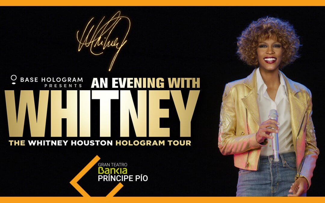An evening with Whitney Houston (Hologram tour)